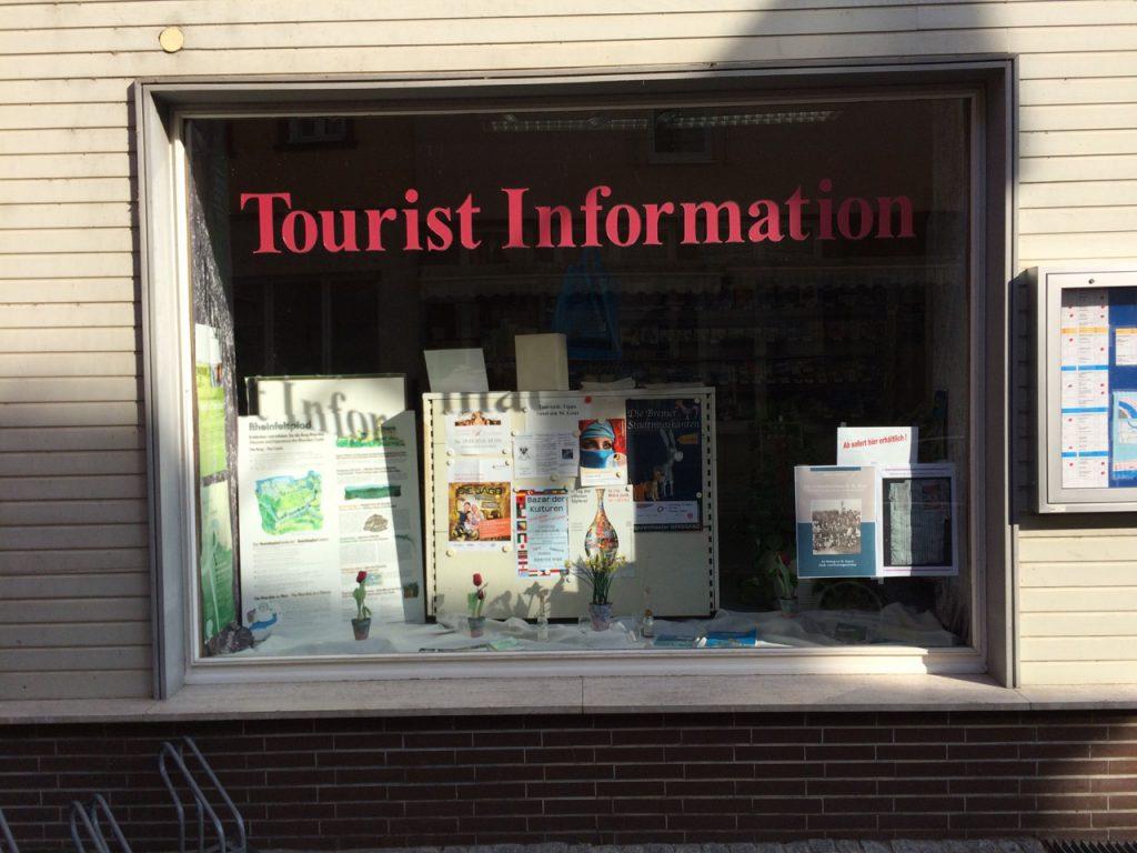 TouristInfo St. Goar