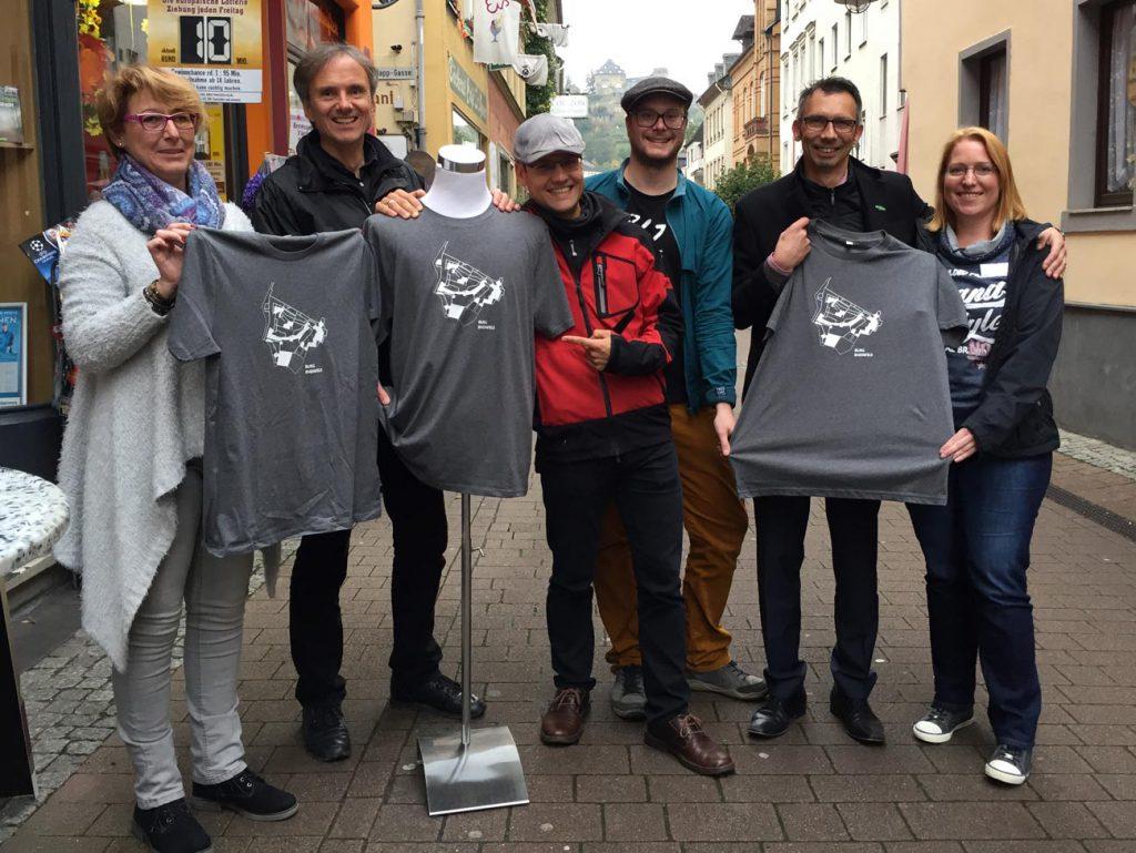 Rheinfels T-Shirt
