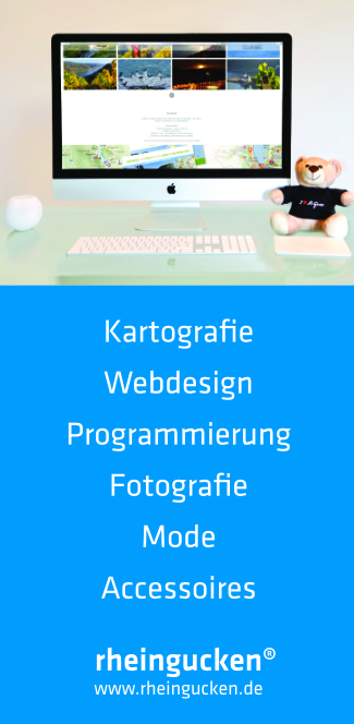 St. Goar – Webdesign, Kartografie, Fotografie